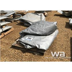 40.25 FT. DIA TARP FOR STORAGE RING