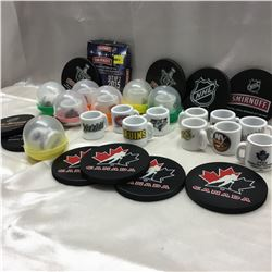 NHL Collector Items