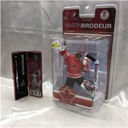 Martin Brodeur Collectibles