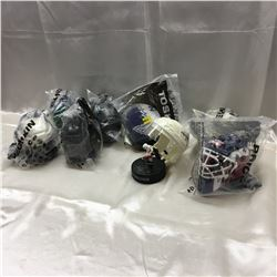 McDonalds Mini Helmets (8)