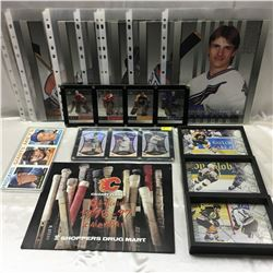 Tray Lot : Variety Hockey / Baseball