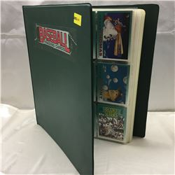 1992 Fleek - Baseball Cards (Binder Full)