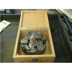 Indexable Milling Unit, P/N: 0904-1