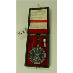 WWII JAEGER Portable Tachometer