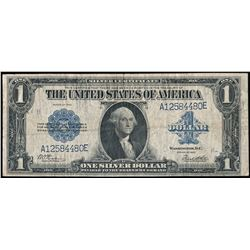 U.S. 1923 Silver Certificate Woods-White signature combination
