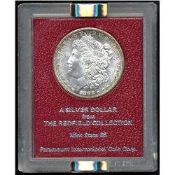 1882-S Morgan Dollar NGC MS64 Redfield Collection