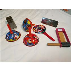 Vintage Party Noise Makers
