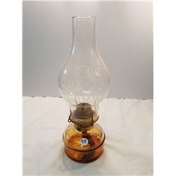 Canadian Make Oil Lamp
