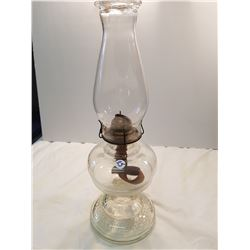 Homestead Clear Oil Lamp