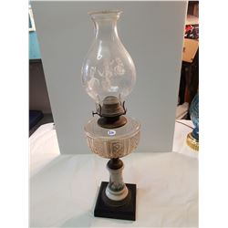 Banquite Oil Lamp