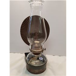 Wall Hanging Oil Lamp