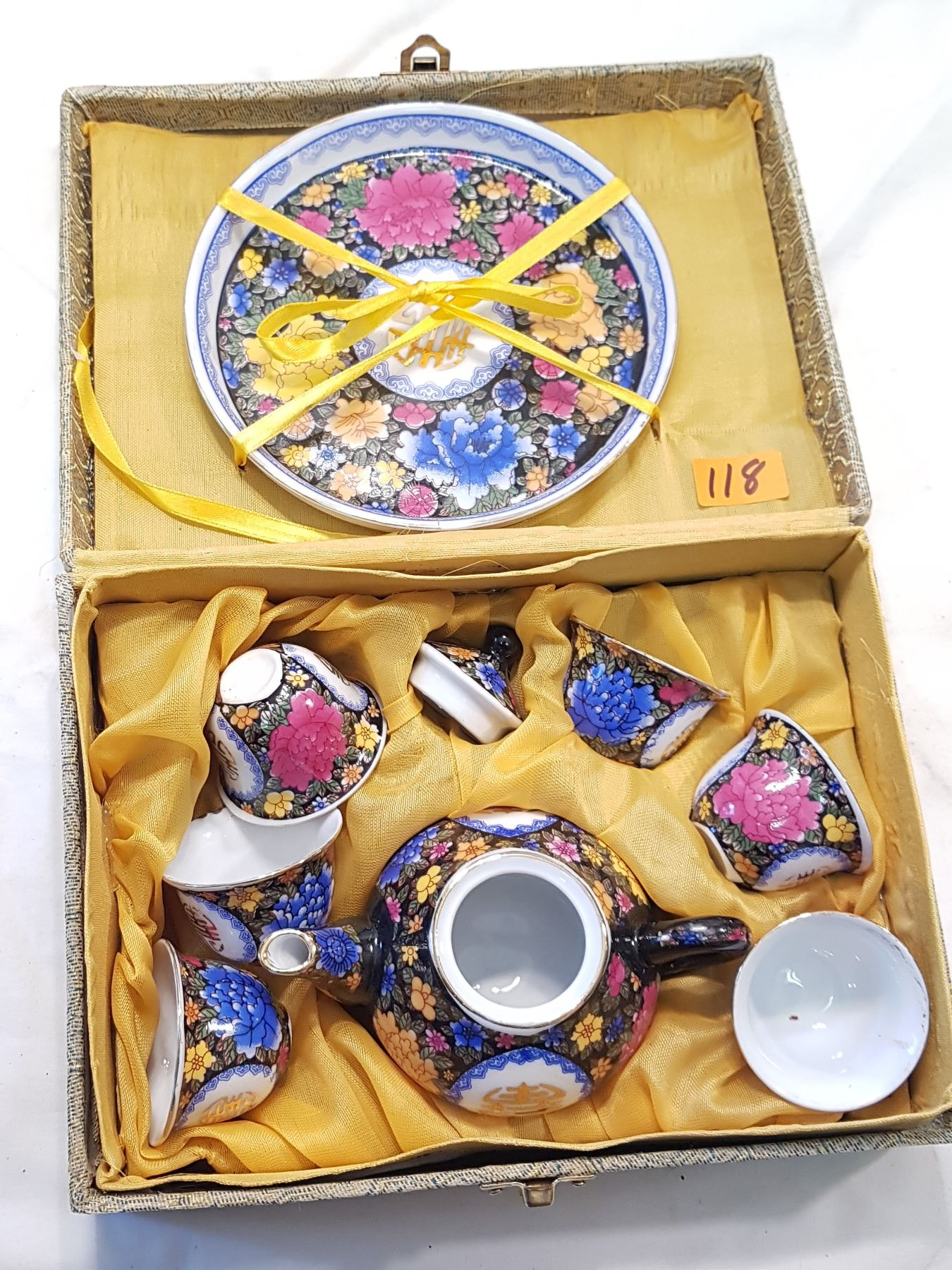 Little Girls Tea Set Japanese