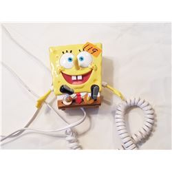 Sponge Bob Suare Pants Phone- Working
