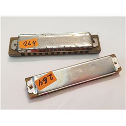 2 Harmonica-one a Hohner
