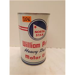 North Star Oil Can-Full Lot 1 1950's