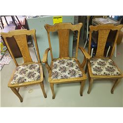 Antique Chairs -x3