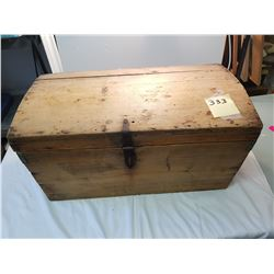 Primitive Wood Trunk -Very Cool