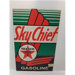 Sky Chief Repro Sign 10x16""