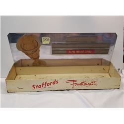 """Store Display -Straffords Fountainette Stainless Steel -21"""""""