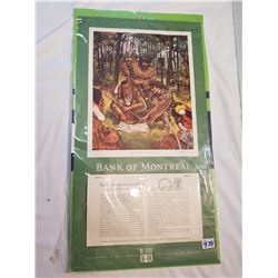 1967 Bank Of Montreal Calendar -NOS