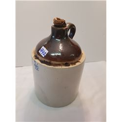 1/2 Gallon Medalta Whiskey Jug
