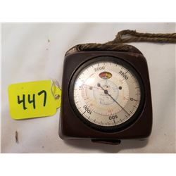 Thommen Swiss Altimeter, 19 jewel, High Quality