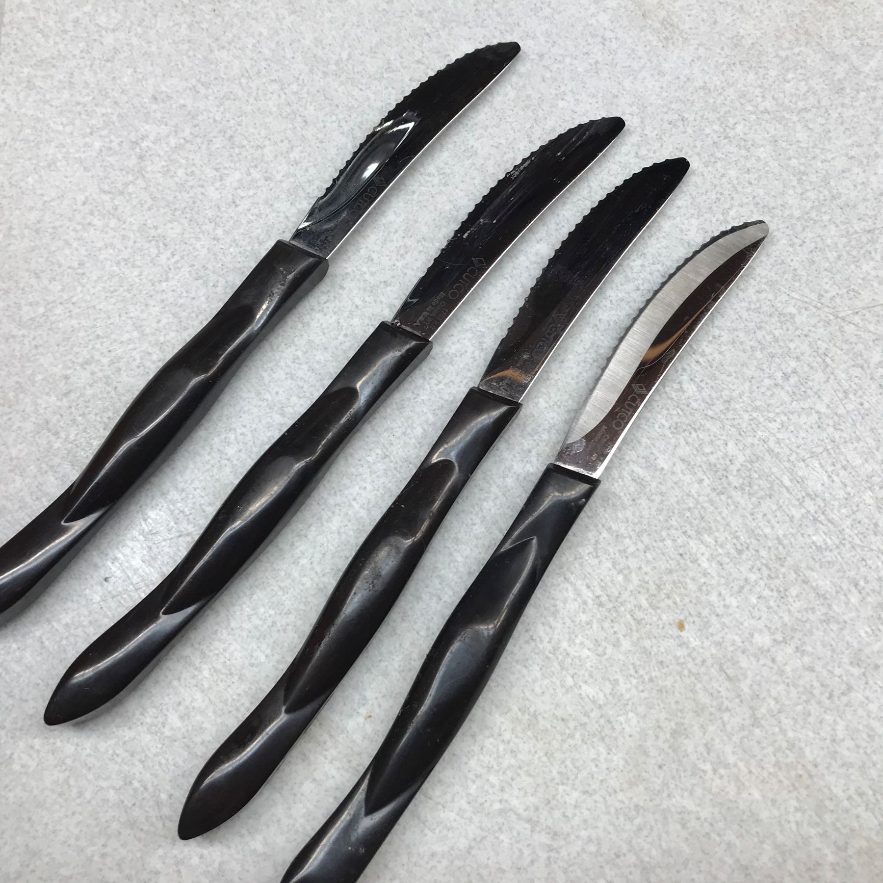 ... Image 2 : Cutco Kitchen Cutlery Set (a Few Are Missing) ...