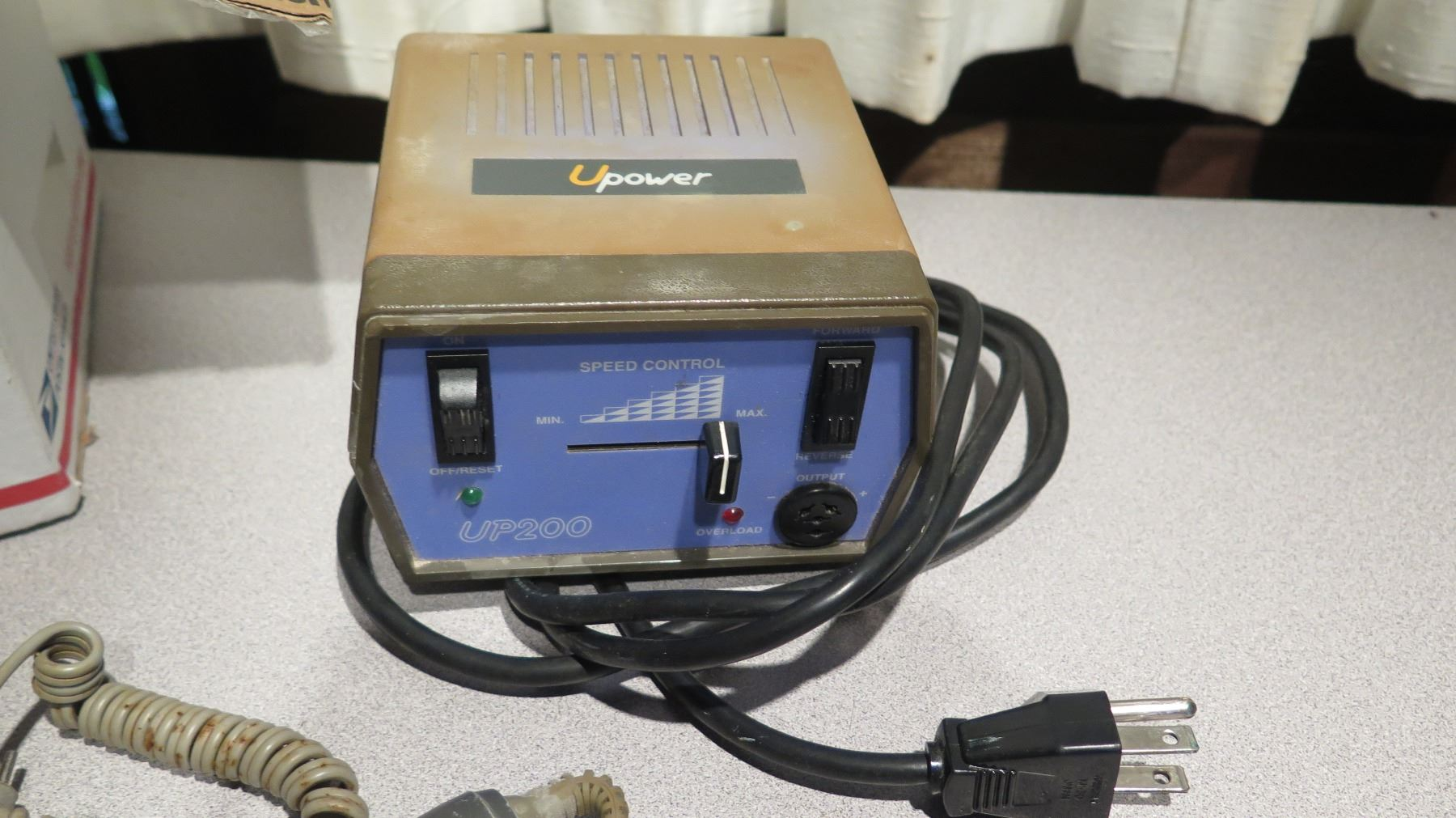 Upower UP200 Nail Filing System (retail new $400)