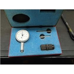 Central Tool Company Dial Indicator, .01mm Resolution