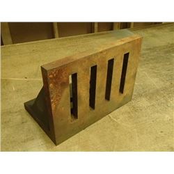 """Right Angle Plate, Overall: 8"""" x 5"""" x 6"""""""