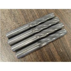 Solid Carbide 18mm 6FL End Mills