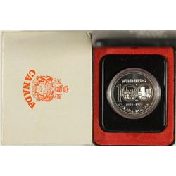 1974 CANADA WINNIPEG SILVER DOLLAR PROOF