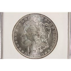 1885-O MORGAN SILVER DOLLAR NGC MS64
