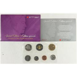 2003 CANADA SPECIAL EDITION UNC SET WITH ENVELOPE