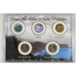 OCEAN IN VIEW NICKEL NICKEL COLLECTION COLORIZED