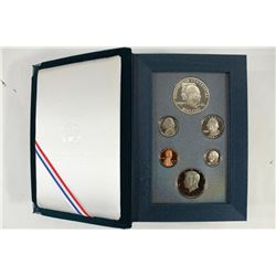 1990 US PRESTIGE PROOF SET EISENHOWER