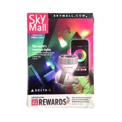 Father Figures Kyle (Owen Wilson) Sky Mall Catalogs Movie Props