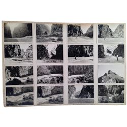 Valley of the Gwangi Ray Harryhausen Scouting Polaroids