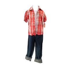 Wonder Wheel Richie (Jack Gore) Movie Costumes