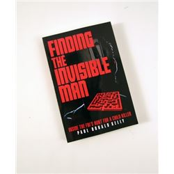 Prisoners Finding the Invisible Man Book Movie Props