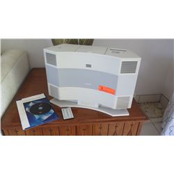 Bose Acoustic Wave Music System Model CD 3000, Antenna Needs Repair (see pictures)