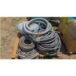 Various Lengths and Amounts of Conduit
