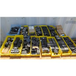 Large Lot of Electrical Switches - Various Types & Sizes