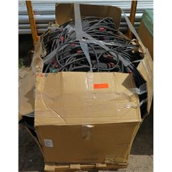Large Box of VAC Control Switch Cords
