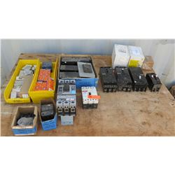 Sentron Series, GE, Cuttler Hammer Circuit Breakers and Various Accesories