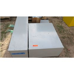 4PC Large Electrical Boxes