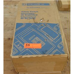 Square D Heavy Duty Safety Switch #HU362RB