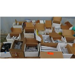 Large Amount of Various Pipe/Conduit Fittings, Connectors, Peices