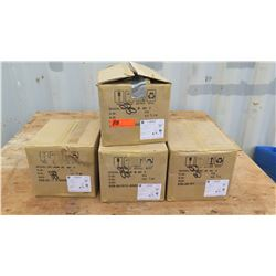 GE Immersion LED Refridgerated Display Lighting Cover Model GEPS6000NCMUL-SY 4 Boxes