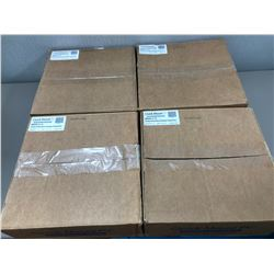 4 Boxes 12X12 Quick Mount PV QMCPC A Solar Conduit Penetration Flashing (12 in each box) - All New
